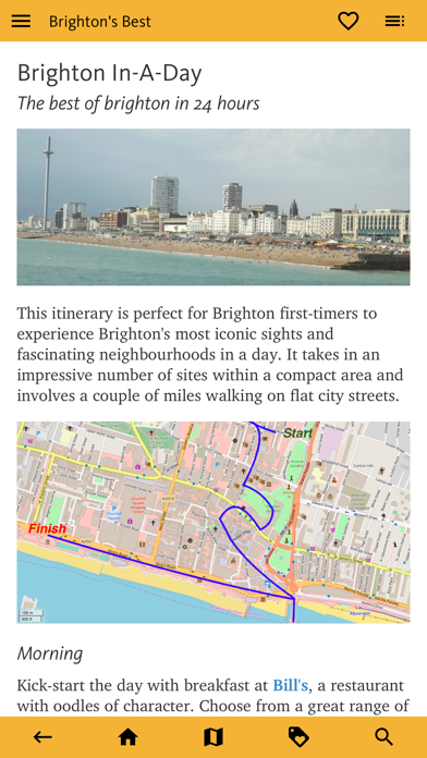 Brighton's Best Travel Guide screenshot 3