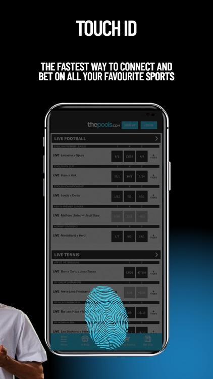 The Pools Sports Betting screenshot-4