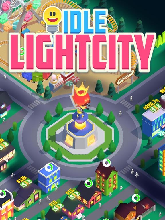 Idle Light Cityのおすすめ画像1