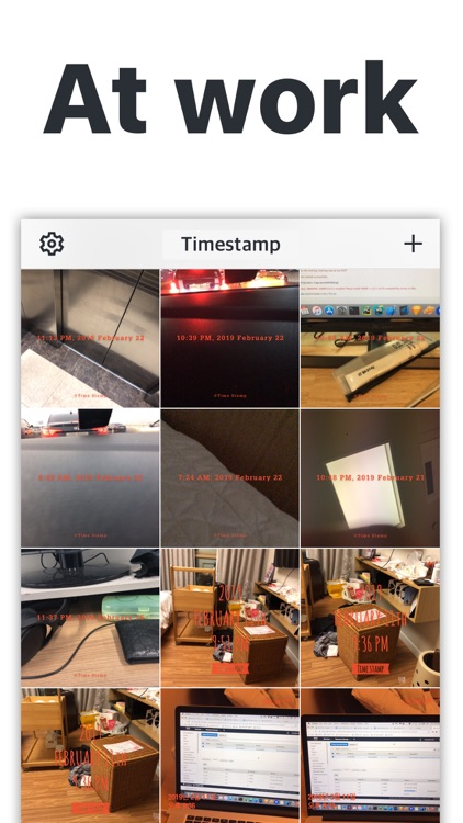 Timestamp Camera - Date Stamp screenshot-4