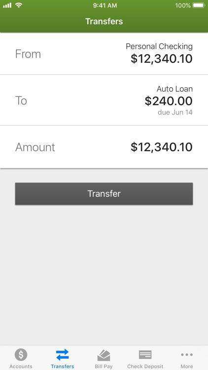 TSBBank Mobile Banking screenshot-3