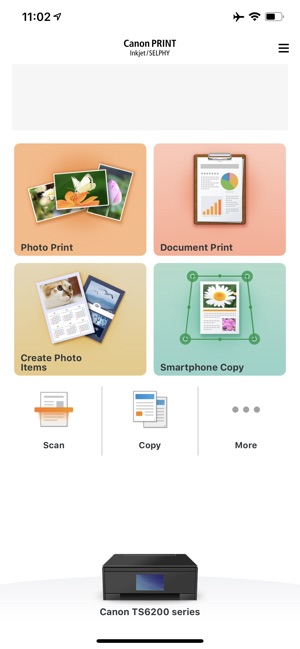 Canon PRINT Inkjet/SELPHY on the App Store