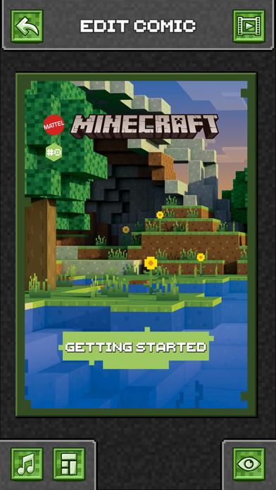 Comic Maker for Minecraft screenshot 3