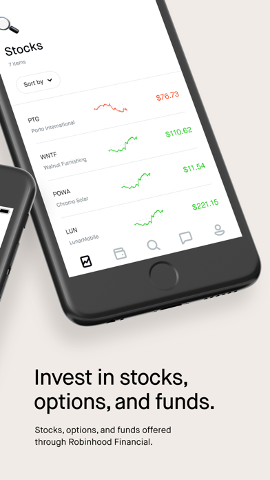 Robinhood: Invest. Save. Earn. wiki review and how to guide