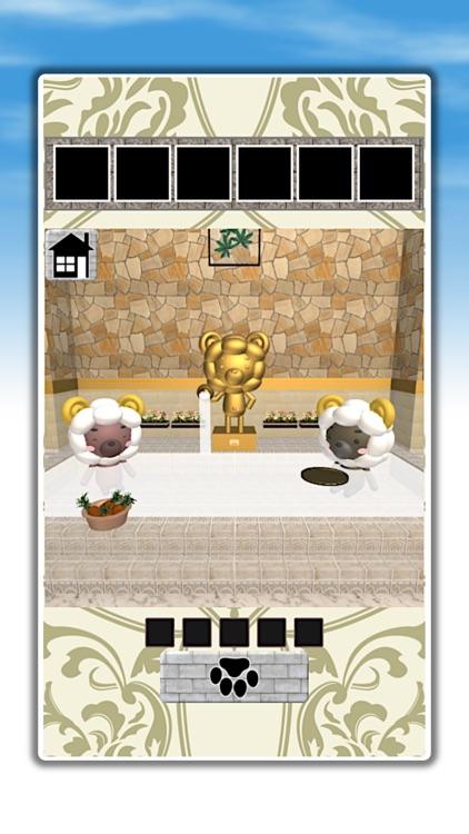 Sheep Palace -Escape Game- screenshot-3