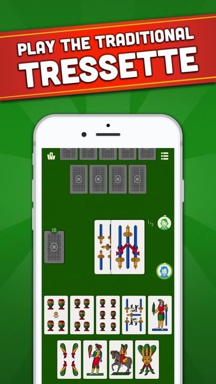 Tressette - Classic Card Games screenshot-0