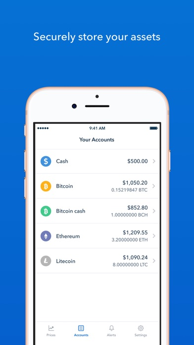 Coinbase – Buy & sell Bitcoin | App Price Drops