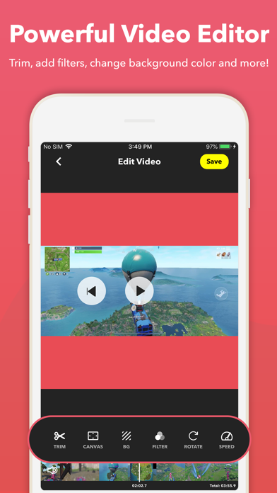 Screenshot for Record it! :: Screen Recorder in Denmark App Store