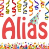 Alias - the party game