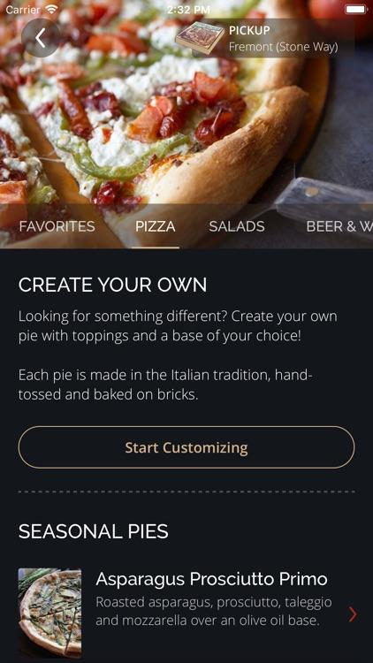 Pagliacci Pizza screenshot-4