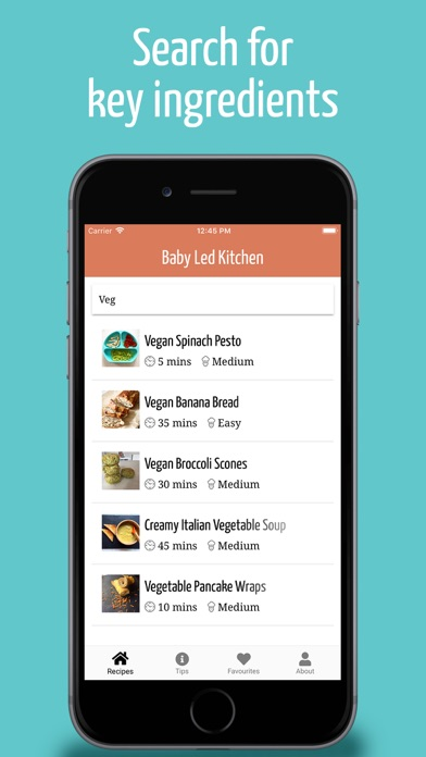 Descargar Baby Led Kitchen para Android