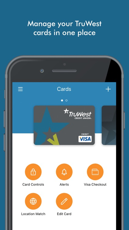 TruWest Card Manager