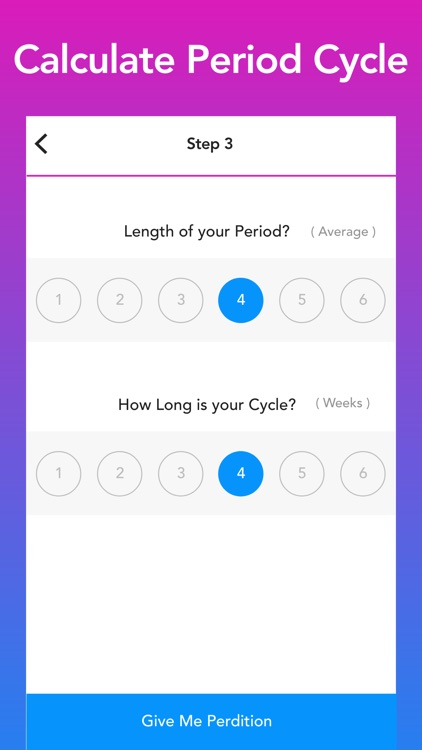 Period Tracker : Ovulation App screenshot-3