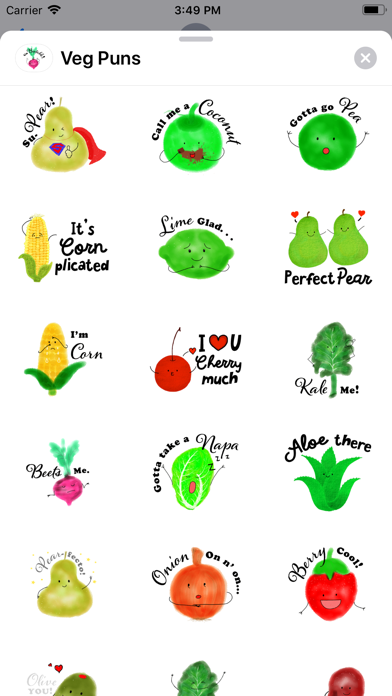 Veg Puns screenshot 3