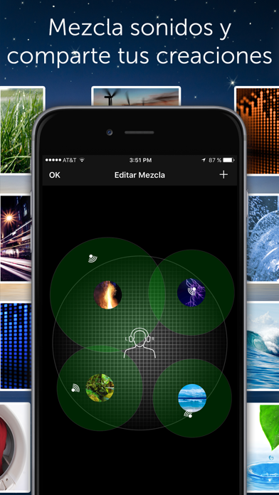 Screenshot for White Noise in Colombia App Store
