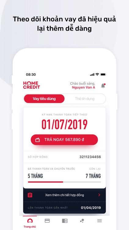 Home Credit Vietnam screenshot-3