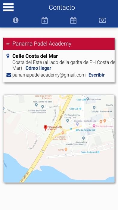 Panama Padel Academy screenshot 3