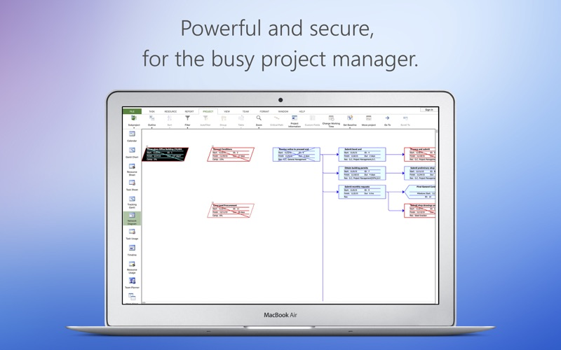 Project Plan 365 for Mac