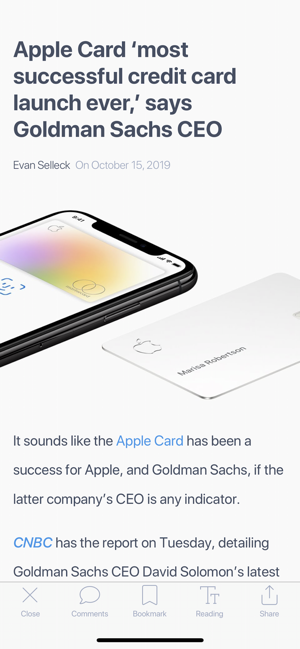 iDB app on the App Store