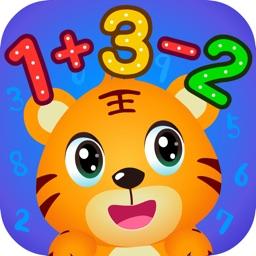 贝乐虎数学-0-6岁幼儿园数学益智游戏