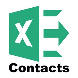 Save contacts to Excel