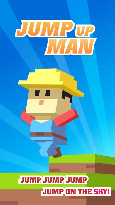 Jump Up Man screenshot one