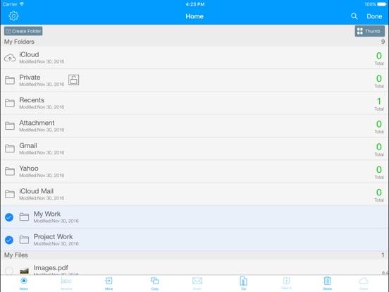 File Pro - Easy Files & PDF Screenshots