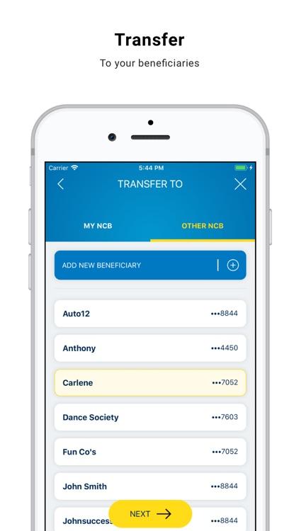 NCB Mobile screenshot-3