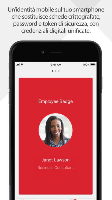 Screenshot of MicroStrategy Badge1