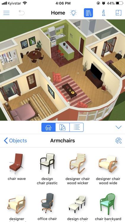 Live Home 3D Pro screenshot-3
