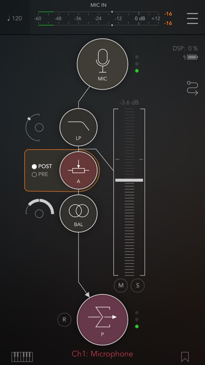 AUM - Audio Mixer