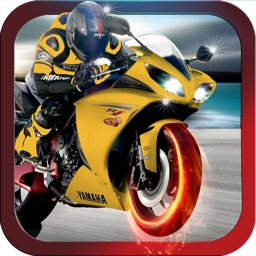 eXtreme Racing Bike Fast Asphalt Race game : Racing Vs Super Cop Cars  - Free