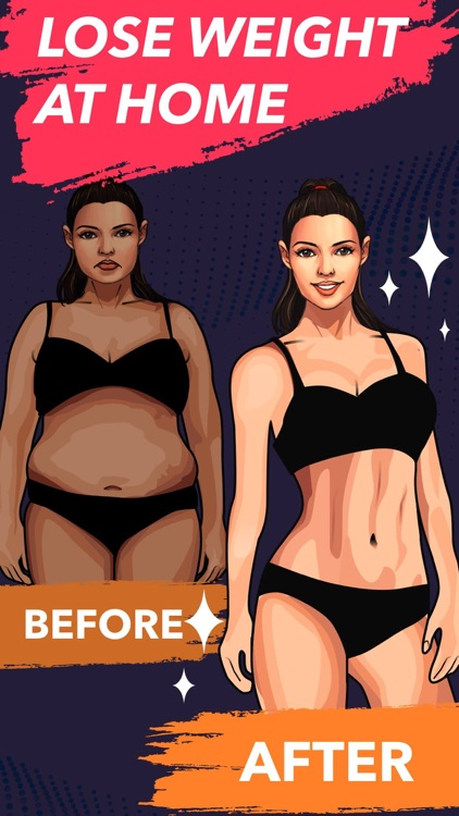 Lose Weight for Women at Home
