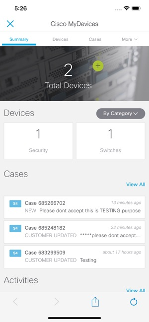 Cisco Technical Support on the App Store