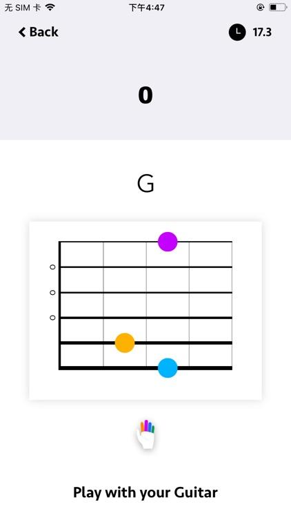 gstrings - Guitar tuning app screenshot-7