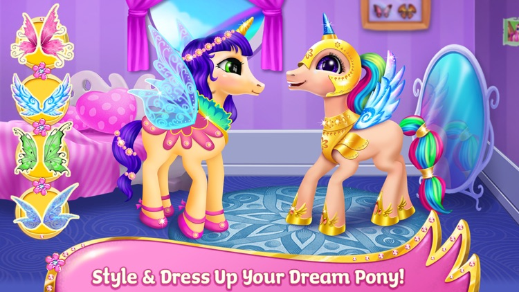 Coco Pony - My Dream Pet screenshot-0