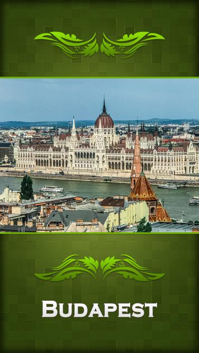 Budapest Tourism Guide screenshot one