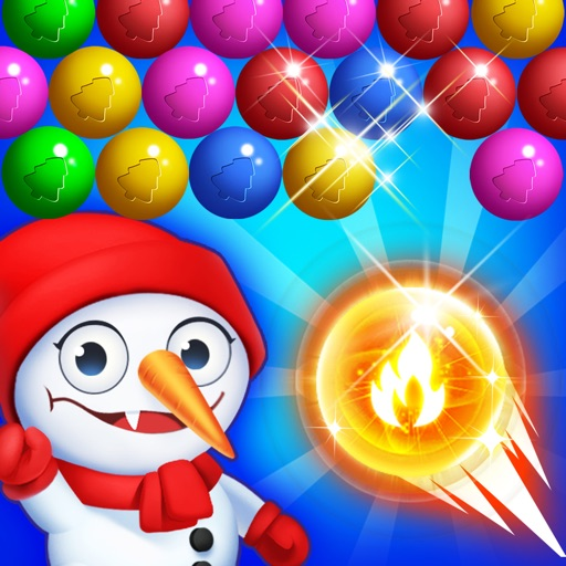Bubble Shooter - Christmas Pop
