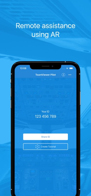 TeamViewer Pilot on the App Store