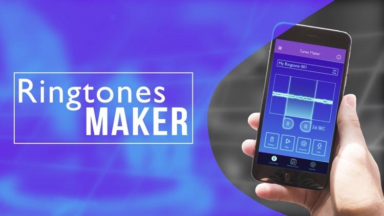 Ringtones for iPhone: Infinity screenshot-3