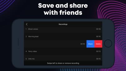 U Beats: Beat Maker & Drum Pad Screenshot