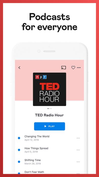 Deezer: Music & Podcast Player app image