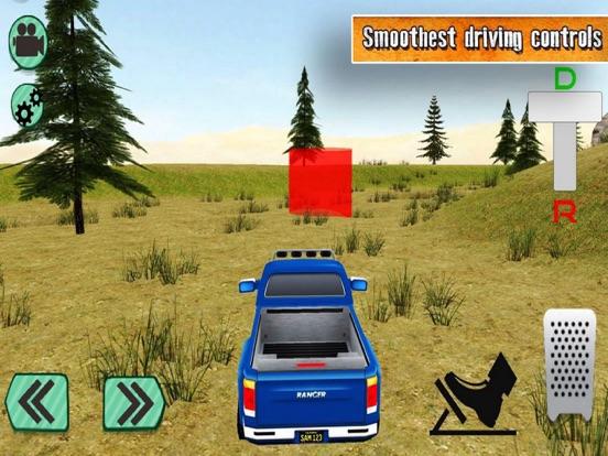 Truck Explore Driving Mountain screenshot 6
