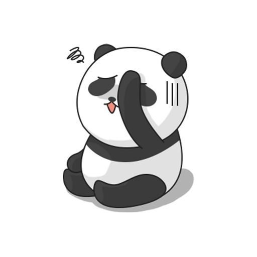 Precious Panda Animated icon