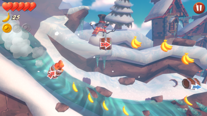 Banana Kong Blast screenshot 2