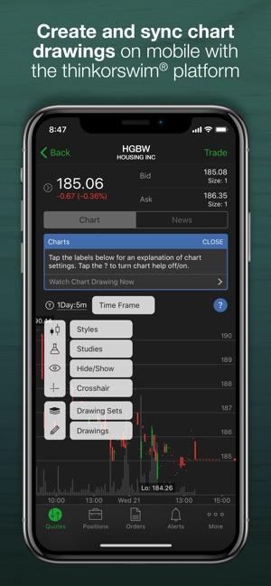 TD Ameritrade: Mobile Trader en App Store