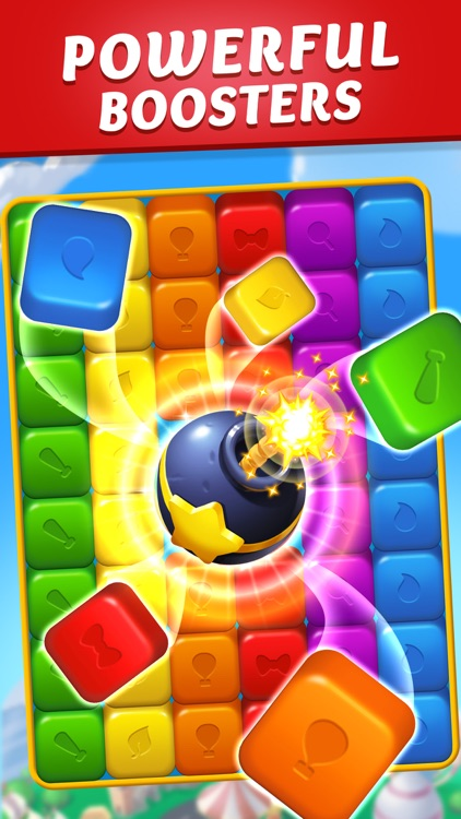 Cube Blast Pop - Tapping Fever screenshot-4