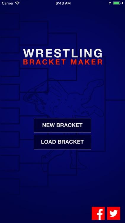 Wrestling Bracket Maker screenshot-5