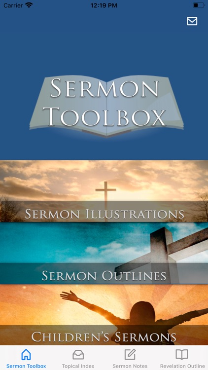 Sermon Toolbox - Illustrations