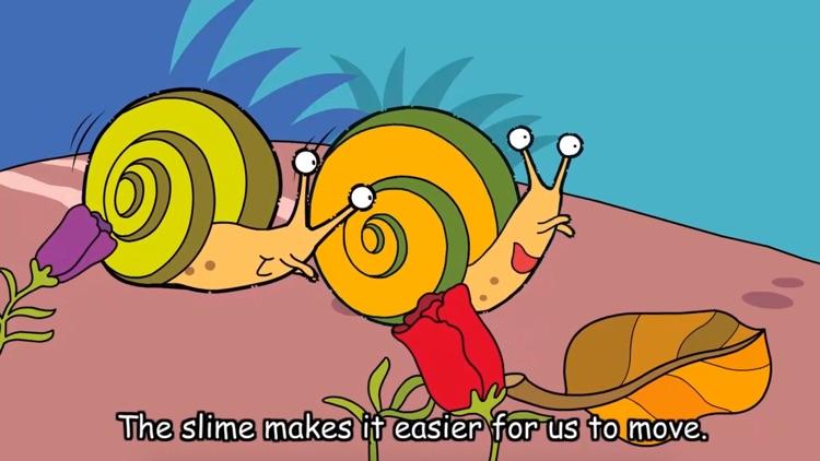 The Hungry Snail AR